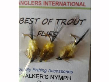 ANGLERS INTERNATIONAL  WALKERS NYMPH