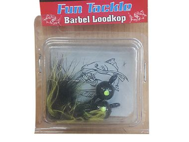 FUN TACKLE BARBEL LOODKOP