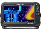 Lowrance HDS Carbon Series
