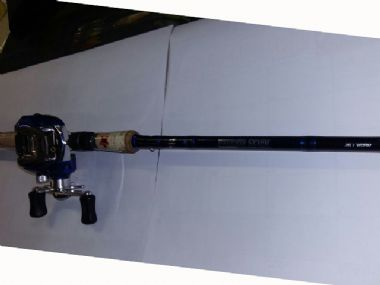 BASS CASTING COMBO 6