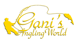 Fishing Rods available at Ganis Angling World
