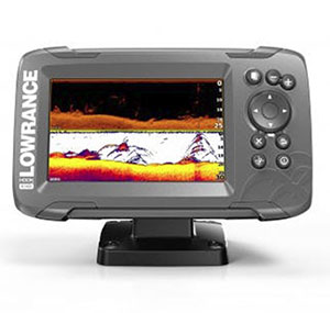 LOWRANCE HOOK²  COMBO UNITS