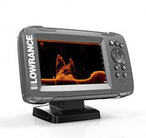 LOWRANCE HOOK² GPS PLOTTER
